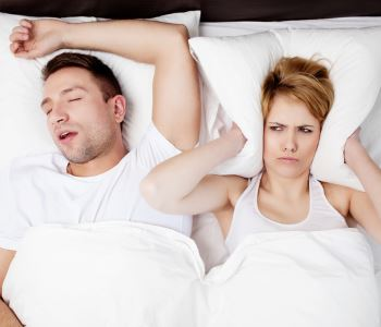 Sleep apnea treatment from dentist in Longview area