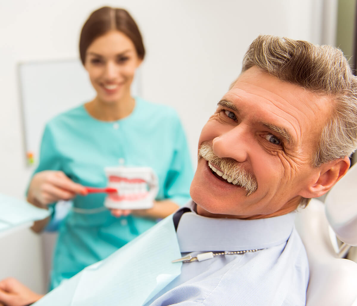 Get Quality Dentures at Clint Bruyere DDS in Longview Texas Area